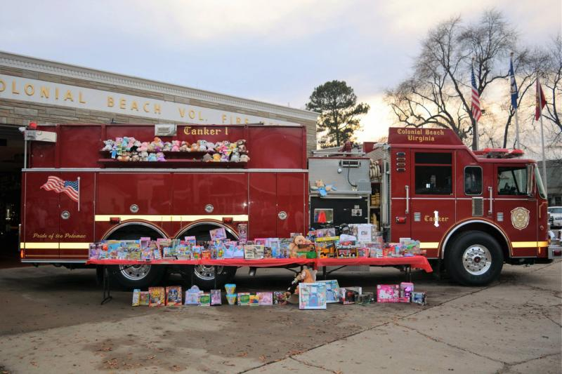 CBVFD 4TH ANNUAL TOY DRIVE
